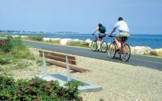 Photo of Cape Cod Rail Trail
