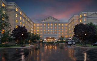 Photo of Mystic Marriott Hotel and Spa