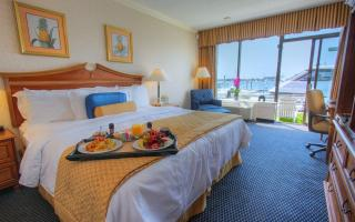 Photo of The Newport Harbor Hotel and Marina