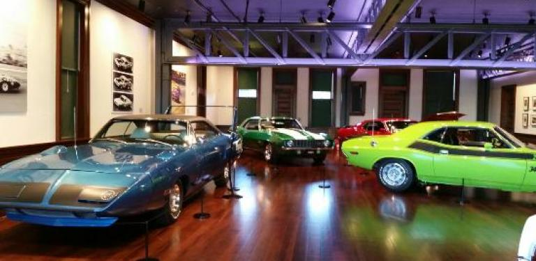 Photo of Audrain Automobile Museum
