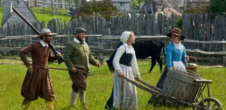 Photo of Plimoth Plantation