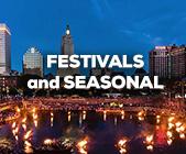 Festivals and Seasonal